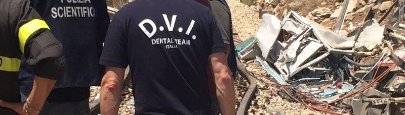 Dental Team DVI Italia Disastro Treni Canosa